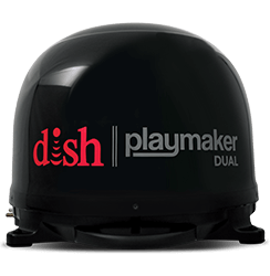 DISH Playmaker Dual - Outdoor TV - Marble Hill, MO - Technology One, LLC - DISH Authorized Retailer